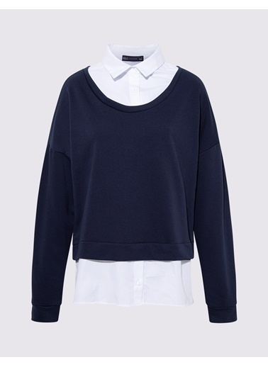 Marks & Spencer Sweatshirt Lacivert